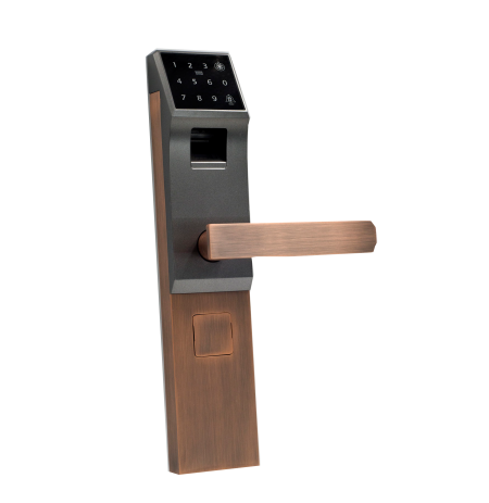 Biometric Fingerprint Door Lock for Smart Home